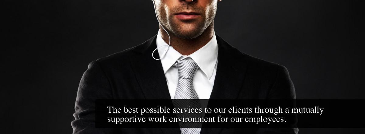 servicesExecutive