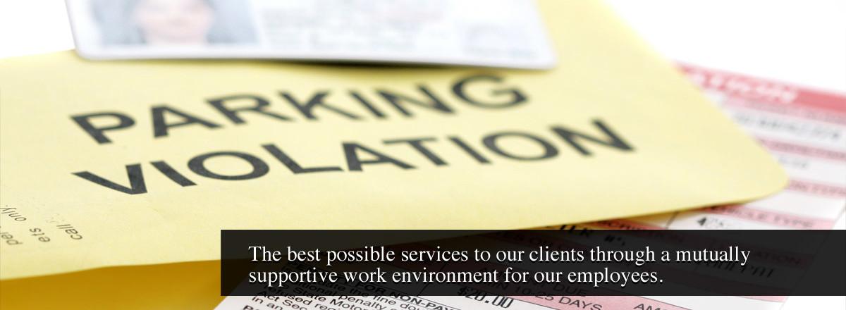 servicesParking